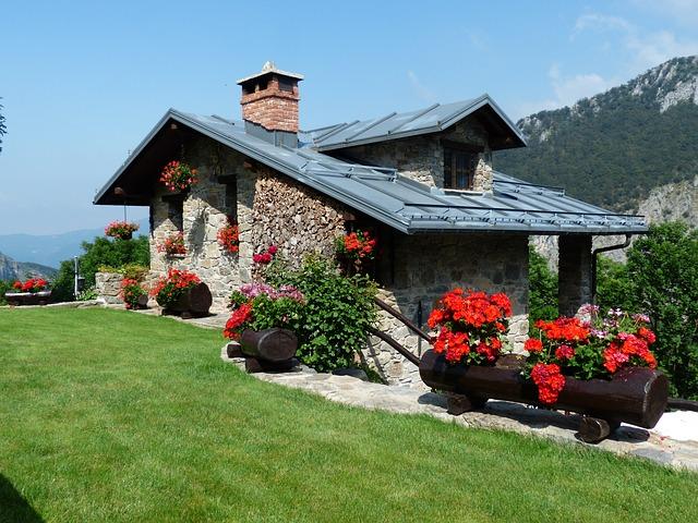 prázdninový dům